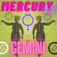 MERCURY IN GEMINI GOES FIRST OOB AND THEN RETROGRADE